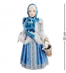 RK-316 Кукла «Настенька с корзинкой» мал.