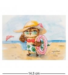 SZ-136 Почтовая открытка  Солнце! Море! Пляж!