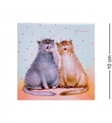 ANG-682 Магнит «Сырок и колбаска» 10х10