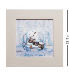 SZ-179 Жикле в багете «Любимый котик» 16х16
