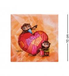 SZ-213 Магнит «Крепкой семье - большая любовь»