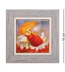 ANG-746 Панно керамическое «Путеводная звезда» 10х10