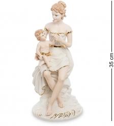 SV-131 Статуэтка «Дама с ребенком»  Sabadin Vittorio