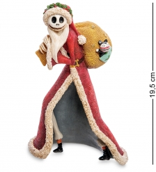 Disney-4058295 Фигурка  Санта Джек Скеллингтон  Кошмар перед Рождеством