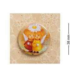 ANG-796 Закатный значок  Загадаем желание