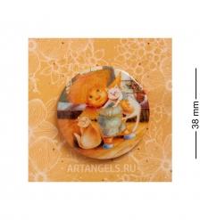 ANG-802 Закатный значок  Цап-царап