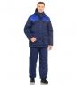ЯЛ-02-22 Костюм муж. зимний, р.64-66, рост 182-188, т-синий с васильковым