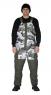 ЯЛ-02-31 Костюм зимний куртка/полукомб. р.44-46, рост 182-188, кмф темно-оливковый