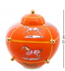 IG-210 Ваза декоративная  Лошадь