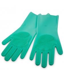 BK-163/1 Перчатки хозяйственные зеленые