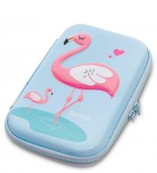 BX-123/3 Пенал  Фламинго