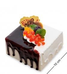 QS-28/4 Пирожное «Праздник»  имитация, магнит