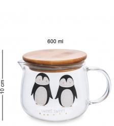 GS-37/2 Чайник заварочный «Зверюшки» 600мл