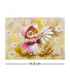 SZ-311 Почтовая открытка Загадай желание...