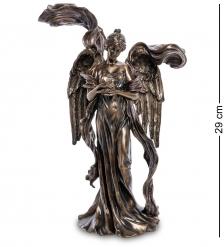 WS-968 Статуэтка-подсвечник «Ангел с голубем»