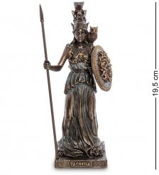 WS-1008 Статуэтка «Афина - Богиня мудрости и справедливой войны»