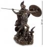 WS-1009 Статуэтка «Афина - Богиня мудрости и справедливой войны»