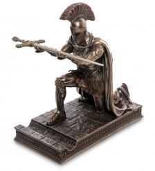 WS-1024 Статуэтка с ножом канцелярским  Римский воин