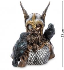 WS-1048 Статуэтка-бюст  Бог Один