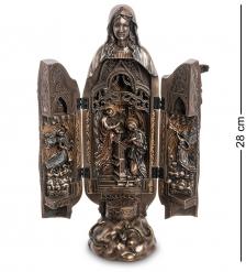 WS-1052 Статуэтка-полиптих «Благовещение Пресвятой Богородицы»