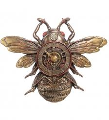 WS-1062 Настенные часы в стиле Стимпанк «Пчела»