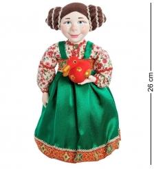 RK-106 Кукла «Варвара с утенком»