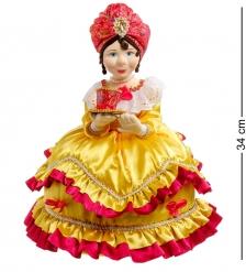 RK-297/2 Кукла-грелка на чайник  Ефросиния