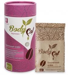 MED-53/03 «Body Cof lepresso» биогенный кофе для контроля аппетита и массы тела  НОЧЬ