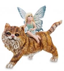 GA-95 Статуэтка «Маленькая фея с котом»