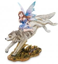 GA-96 Статуэтка «Маленькая фея с волком»