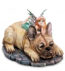 GA-98 Статуэтка «Маленькая фея с собакой»