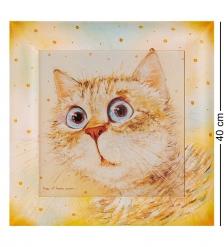 ANG-908 Жикле в раме  Любимый котик  30х30
