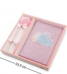 NB-25/3 Блокнот с ручкой Для принцесс
