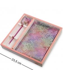 NB-26/1 Блокнот с ручкой «Волна эмоций»