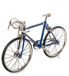 VL-17/2 Фигурка-модель 1:10 Велосипед шоссейник Racing Bike синий