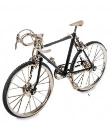 VL-17/5 Фигурка-модель 1:10 Велосипед шоссейник  Racing Bike  черный