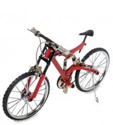 VL-18/1 Фигурка-модель 1:10 Велосипед горный MTB красный