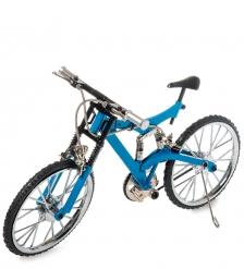 VL-18/2 Фигурка-модель 1:10 Велосипед горный MTB голубой