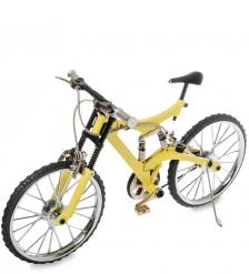 VL-18/3 Фигурка-модель 1:10 Велосипед горный MTB желтый