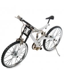 VL-18/4 Фигурка-модель 1:10 Велосипед горный MTB белый