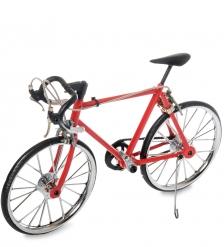 VL-19/1 Фигурка-модель 1:10 Велосипед гоночный Roadbike красный
