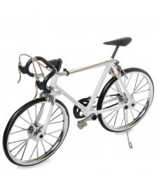 VL-19/4 Фигурка-модель 1:10 Велосипед гоночный Roadbike белый