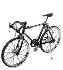 VL-19/5 Фигурка-модель 1:10 Велосипед гоночный Roadbike черный