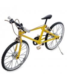 VL-20/3 Фигурка-модель 1:10 Велосипед детский Street Trial желтый