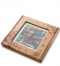 ANG-980 Панно керамическое «А где наш песик?» 10х10