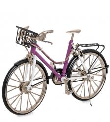 VL-06/2 Фигурка-модель 1:10 Велосипед женский Torrent Ussury фиолетовый