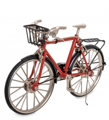 VL-07/2 Фигурка-модель 1:10 Велосипед городской Torrent Romantic красный