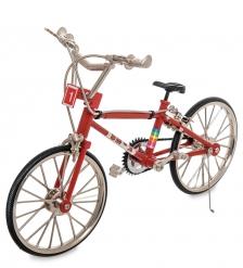 VL-09/1 Фигурка-модель 1:10 Велосипед мотокросс  BMX Bicycle MotoXtreme  красный