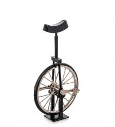 VL-14/2 Фигурка-модель 1:10 Моноцикл Unicycle черный