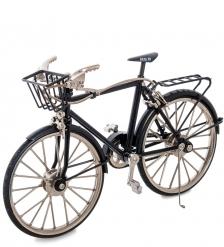 VL-07/3 Фигурка-модель 1:10 Велосипед городской Torrent Romantic черный